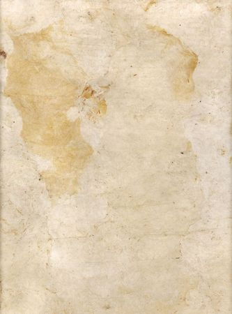 textural: Bark Paper bleached. Stock Photo