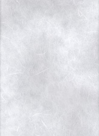표백 된 오구라, 미묘한 질감과 흰색 일본 종이입니다.