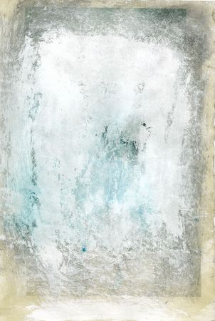 scanned: Abstract painting produced as a fine art substrate and scanned.