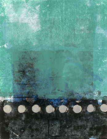 textural: Abstract painting to be used in design