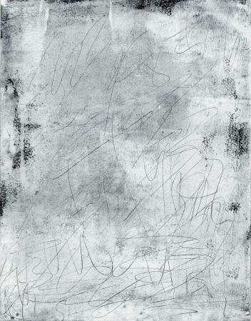 白の淡い波線絵画抽象的なテクスチャです。