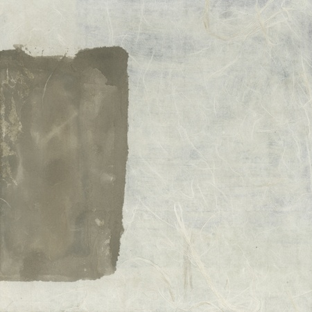 textural: Abstract painting on asian textural papers. Stock Photo