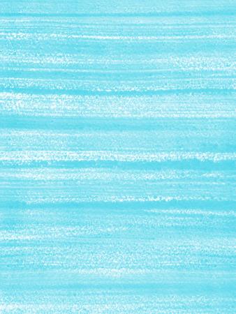 抽象的な手には、背景やテクスチャが描画されます。水色ブラシまたは縞模様のあるアクリルを入力します。