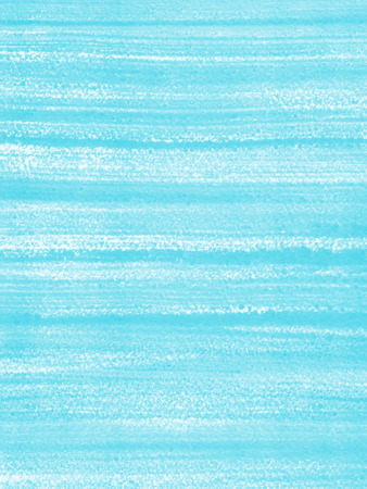Abstract hand drawn background or texture. Light-blue acrylic fill with brush streaks or stripes.