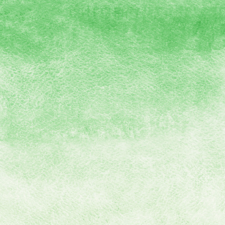 Light green watercolor background. Soft, pastel green watercolour gradient fill. Eco, nature backdrop.