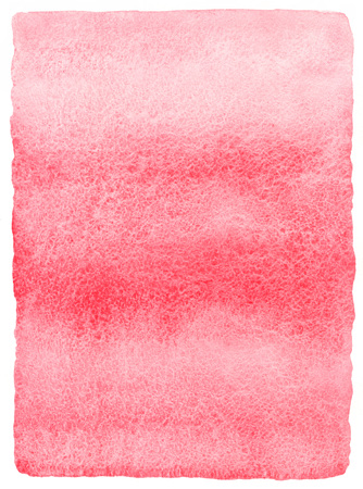 fill: Pink watercolor abstract background with striped stains. Pink or red gradient fill. Valentines day watercolour texture. Hand drawn fill with rough, uneven edges.