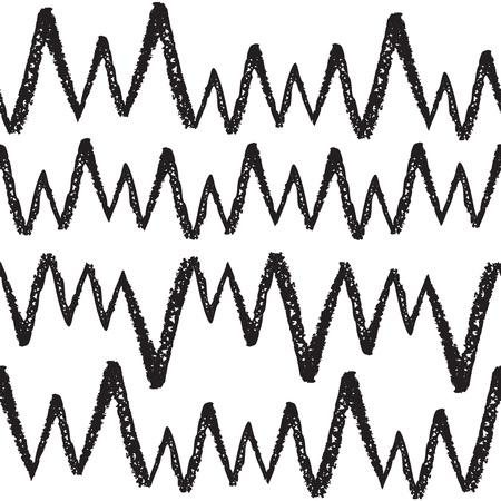 uneven zigzag stripes seamless pattern brush drawn rough edges Mauve Geometic Background uneven zigzag stripes seamless pattern brush drawn rough edges chevron texture abstract