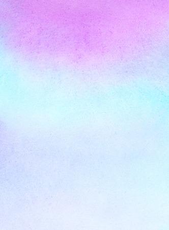 Colorful taches de fond d'aquarelle. couleurs pastel légères. vert menthe, rose, bleu. modèle Aquarelle pour votre conception. Colourful texture néon.