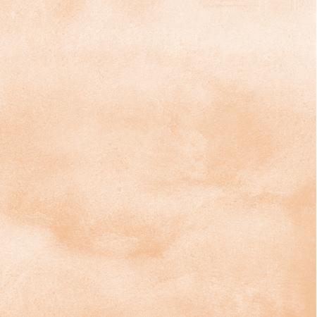 Sfondo acquerello naturale, rosa beige con macchie. Pelle umana, struttura dell'acquerello dipinta di colore di fondazione. Modello di aquarelle pastello, morbido, marrone chiaro per banner, poster.