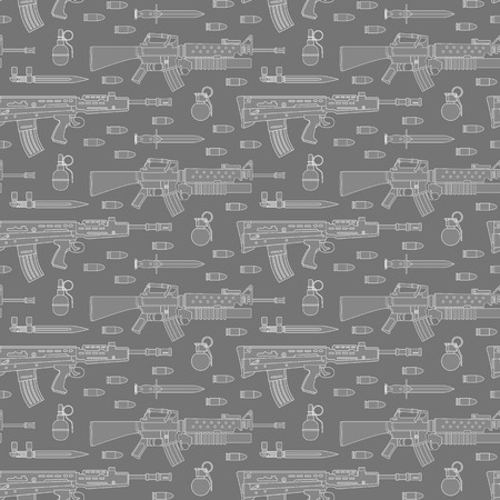 Seamless military pattern pattern can be used for graphic design, textile design or web design. Illustration