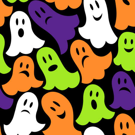 themed: Halloween Themed Seamless  Backgrounds.