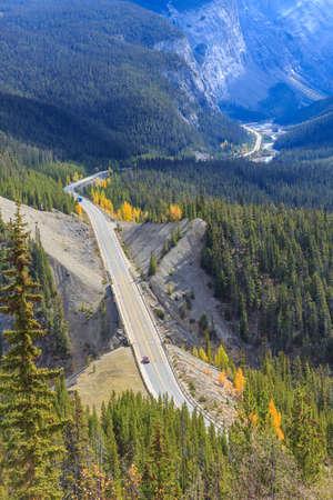 alberta: Icefields Parkway, Alberta, Canada