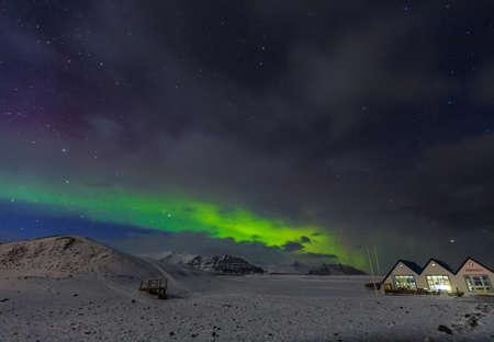 aurora: Aurora Borealis