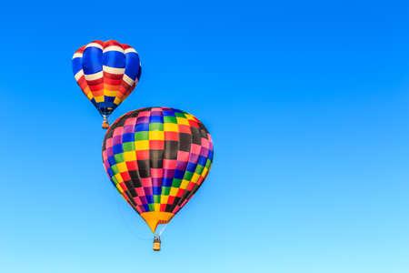 hot air ballon: International Balloon Fiesta in Albuquerque, New Mexico