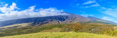 Haleakala back road in Maui, Hawaii Reklamní fotografie
