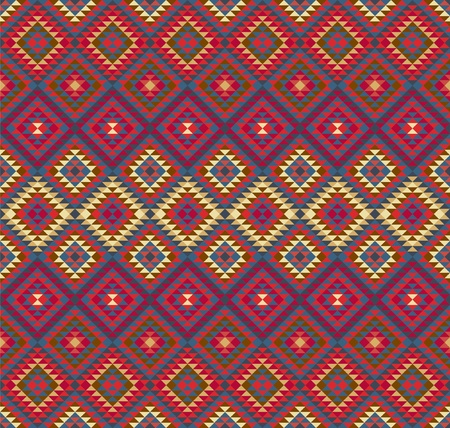 Vector collection of ethnic background Vector