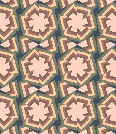 Abstract seamless geometric background.  Vector