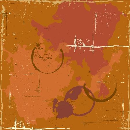 Grunge background for design Vector
