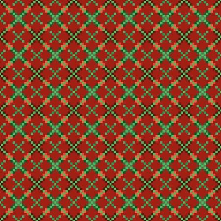 quadratic: fondo serie. Patr�n sin fisuras con el cuadrado.