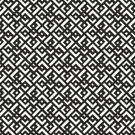 complicated: Black and white abstract background