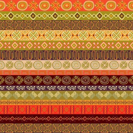 Various strips motifs