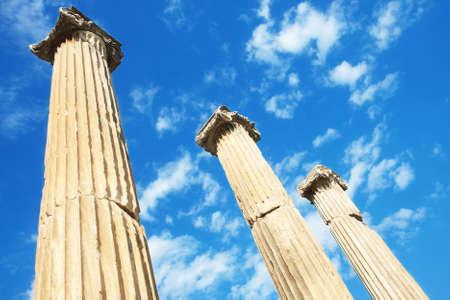 hadrian: Templo de Adriano en la antigua ciudad de �feso, Turqu�a