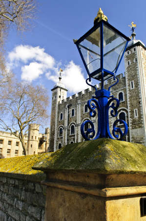 Tower of London historic building in England Stock Photo - 5526080