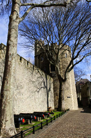 Tower of London historic building in England Stock Photo - 5526082