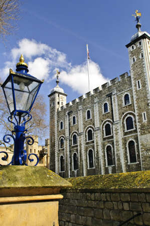 Tower of London historic building in England Stock Photo - 6020641