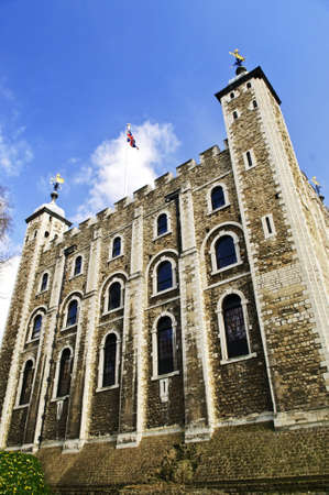 Tower of London historic building in England Stock Photo - 6020625