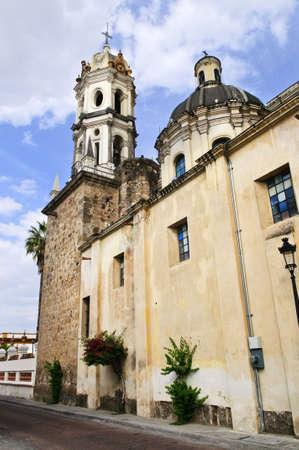 jalisco: Temple of Solitude or Templo de la Soledad, Guadalajara Jalisco, Mexico