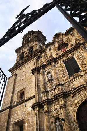 jalisco: Temple of Ascension in historic center in Guadalajara, Jalisco, Mexico