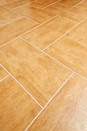 Ceramic tiles flooring close up as background Archivio Fotografico