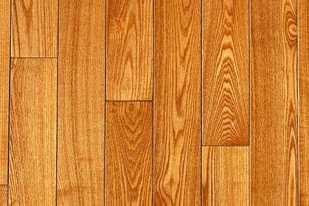 hardwood floor: Hardwood oak floor boards view from above background Stock Photo