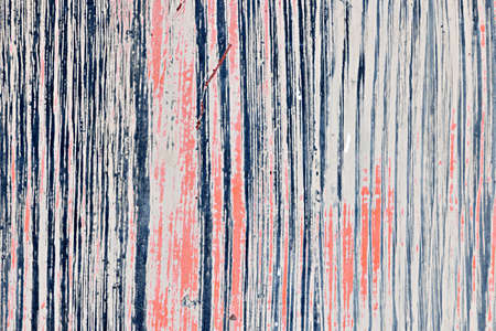Background of old wood wall with peeling paint Stock Photo - 15391767