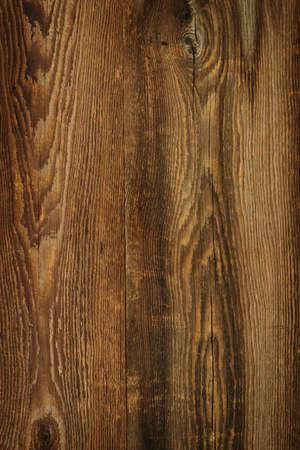 wood rustic: Brown textura de madera r�stica grano como fondo