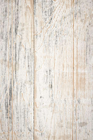 whitewashed: Background of distressed old painted wood texture Stock Photo