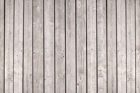 古い木造の背景風化塗装デッキ板