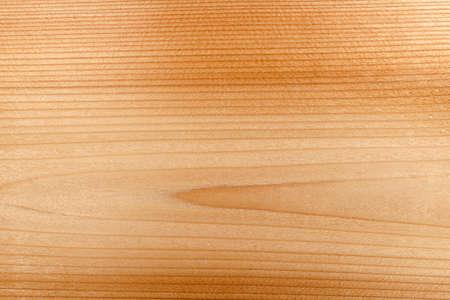 Macro closeup of natural red cedar wood plank woodgrain texture Standard-Bild