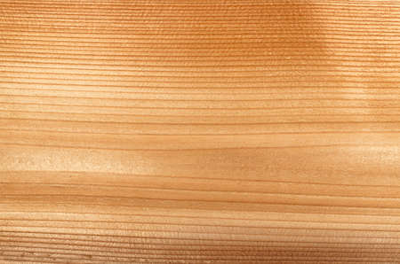 Macro closeup of natural red cedar wood plank woodgrain texture Imagens