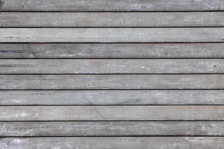 グレー風化古い木製の板のボードの背景