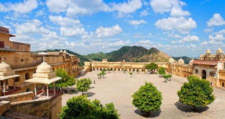 Amber Fort in Jaipur, Rajasthan, India Stock fotó