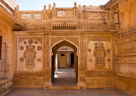 Mandir Palace in Jaisalmer, Rajasthan, India.