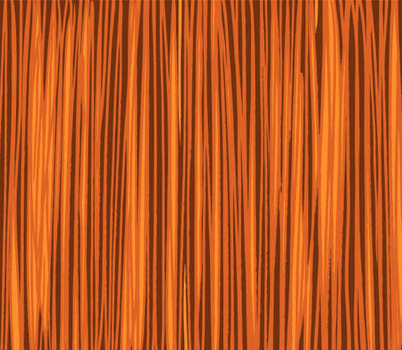 Background, strokes, simulating the texture of wood, orange-brown.