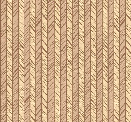 Brown vertical stripes pattern. Çizim