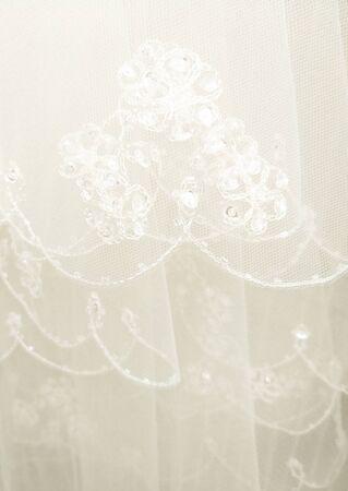 abstract light background texture veil Reklamní fotografie