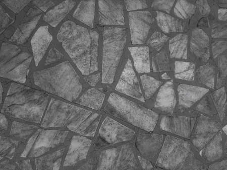 black and white abstract background texture stones
