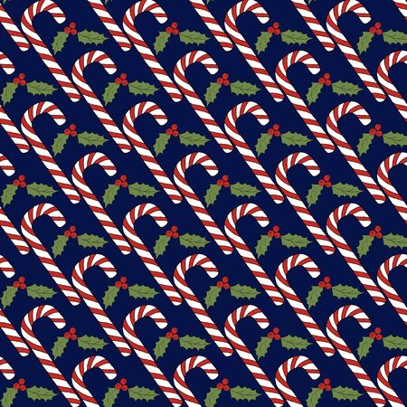 Colorful vector caramel cane pattern on background. Spiral collection. Vector isolated spiral icon. Geometric striped graphic background. Christmas holiday. Sweet cream. Stockfoto - 133450114