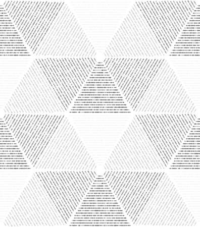 White, gray modern geometric texture. A seamless vector background.