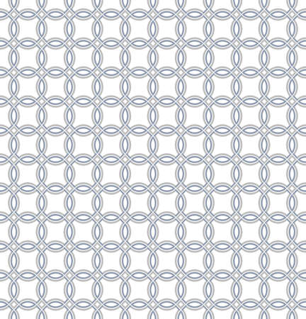 Abstract pattern. Seamless vector background. Gray and white texture.
